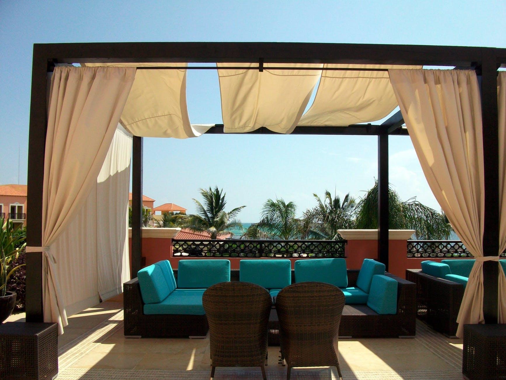 Brug din have året rundt med en overdækning terrasse